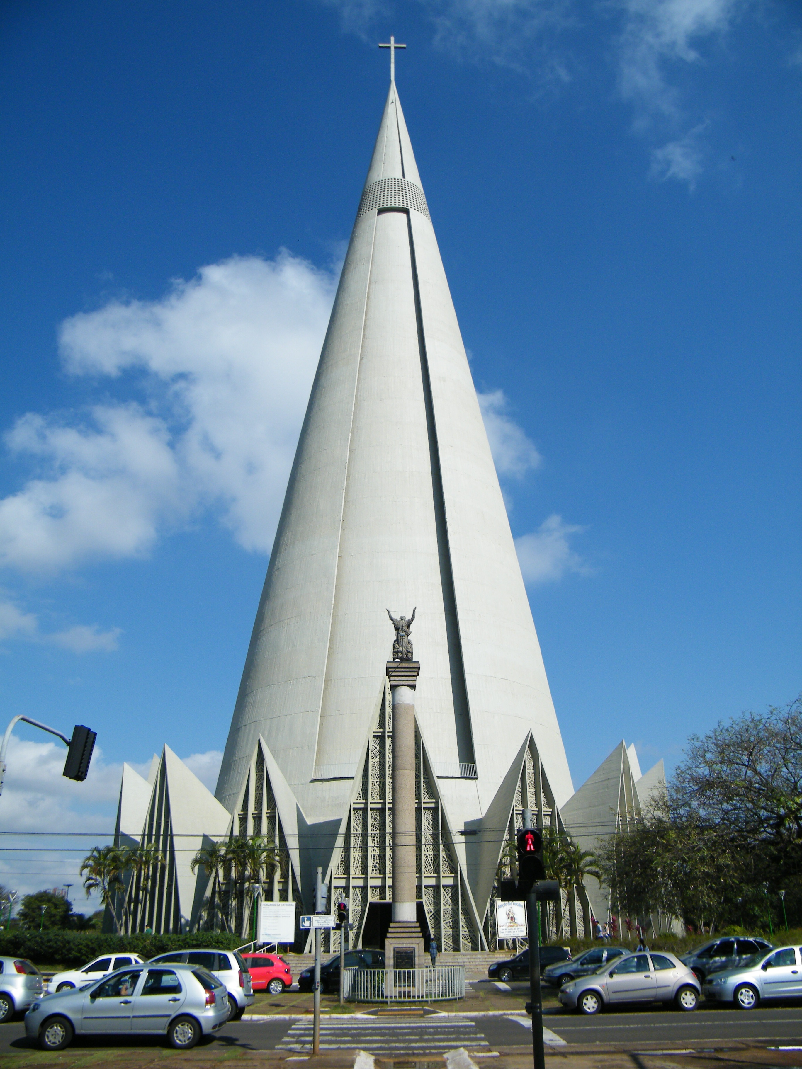 Armarios Sin Puertas Baratos ~ Catedral Nossa Senhora da Glória u2013 Maringá u2013 Paraná u2013 Brasil crscalderon