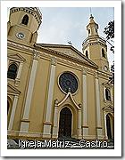 Igreja Matriz - Castro